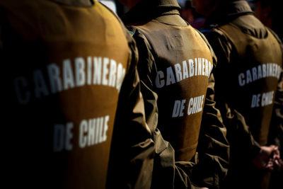 Tres patrullas de Carabineros colisionaron entre sí durante procedimiento