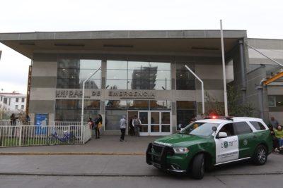 Doctora y paciente del Hospital Barros Luco fueron detenidos tras discusión