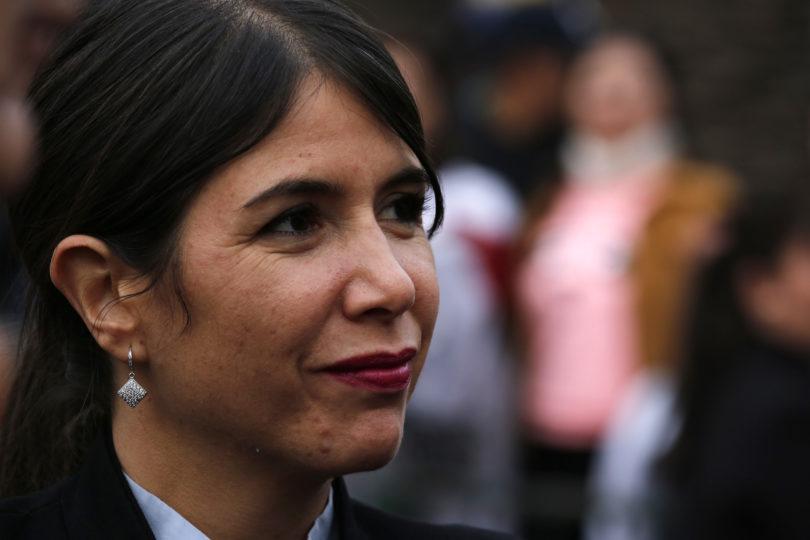 La autocrítica de Katherine Martorell tras realizar pauta en Las Condes junto a Joaquín Lavín