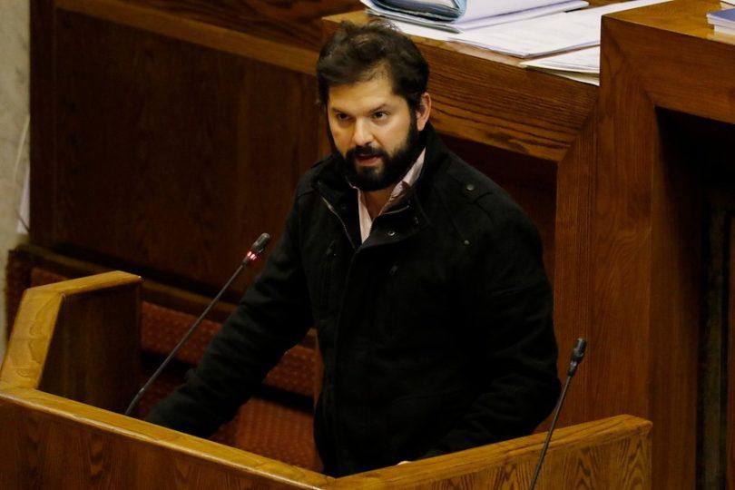 Gabriel Boric pidió perdón al subsecretario sobrino de Jaime Guzmán