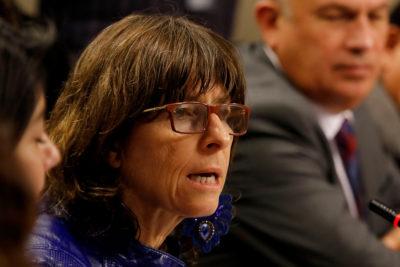 Diputada Girardi denuncia brutal golpiza a su hijo en campus de la U. de Chile