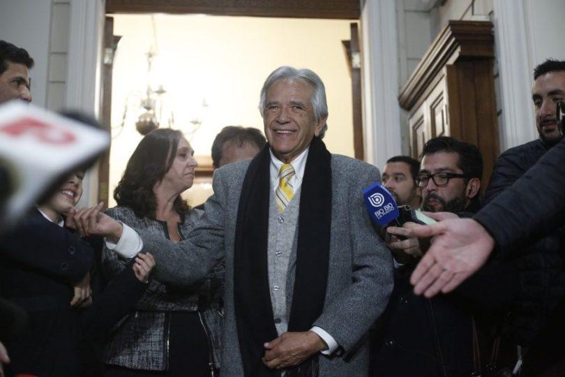 Corte Suprema rebaja medida cautelar contra Carlos Cardoen