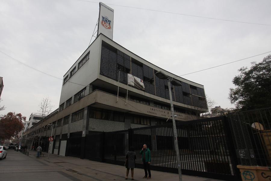 VIDEO   Alessandri: se exigirá cédula de identidad para ingresar al Instituto Nacional