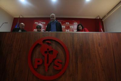 Senadores PS suspenden diálogo con el Gobierno tras palabras de vocera por narcotráfico