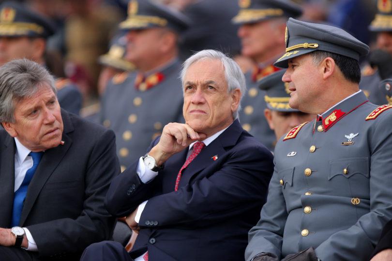 Diputados citan a ministro Espina y al comandante en jefe del Ejército por interceptaciones