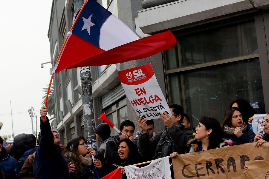 El proyecto del Gobierno que busca ampliar servicios mínimos en huelga