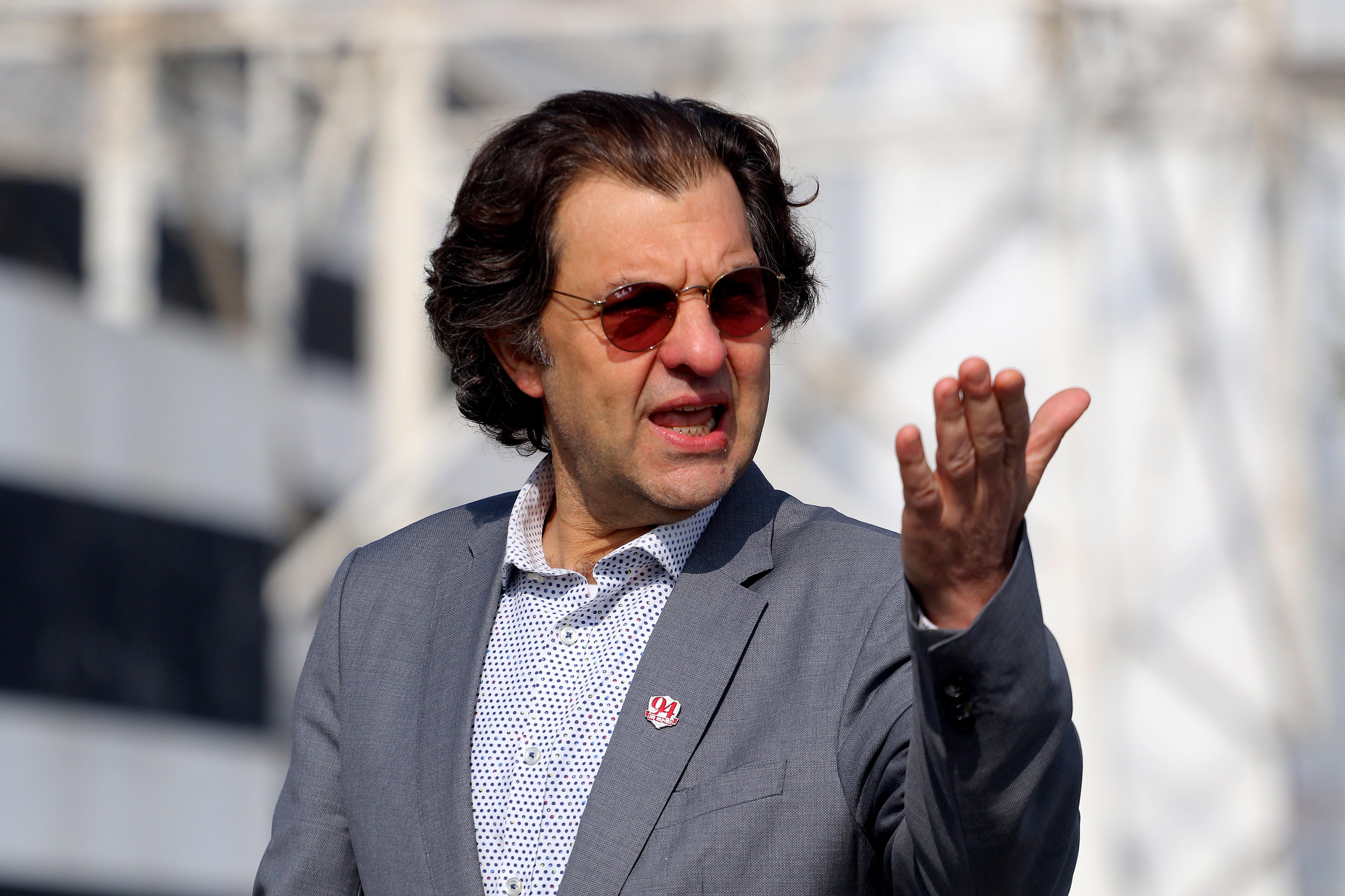 """Aníbal Mosa: """"Si Espina y Salas quieren a un jugador, se lo vamos a dar"""""""