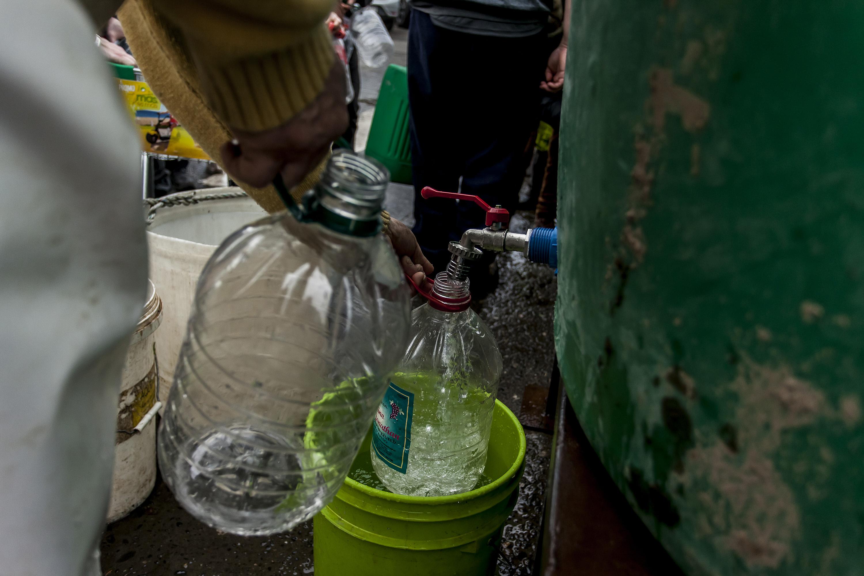 Corte de agua afecta a la mitad de la ciudad de Los Ángeles en el Biobío