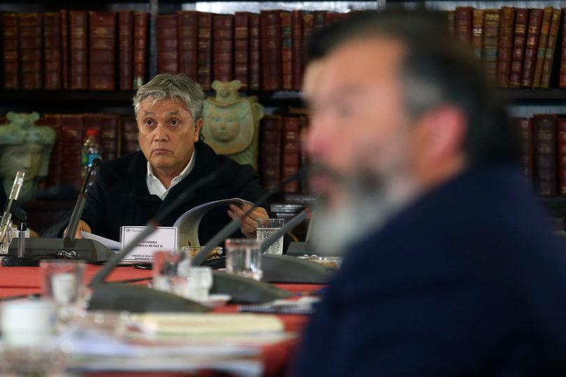 Navarro define con su propio voto el rechazo a la censura en la Comisión de DD.HH.