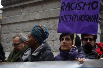 Organizadores de marcha anti inmigrantes llaman a asistir armados