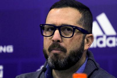 """Rodrigo Goldberg por Alfredo Arias: """"No logró convencer al plantel"""""""