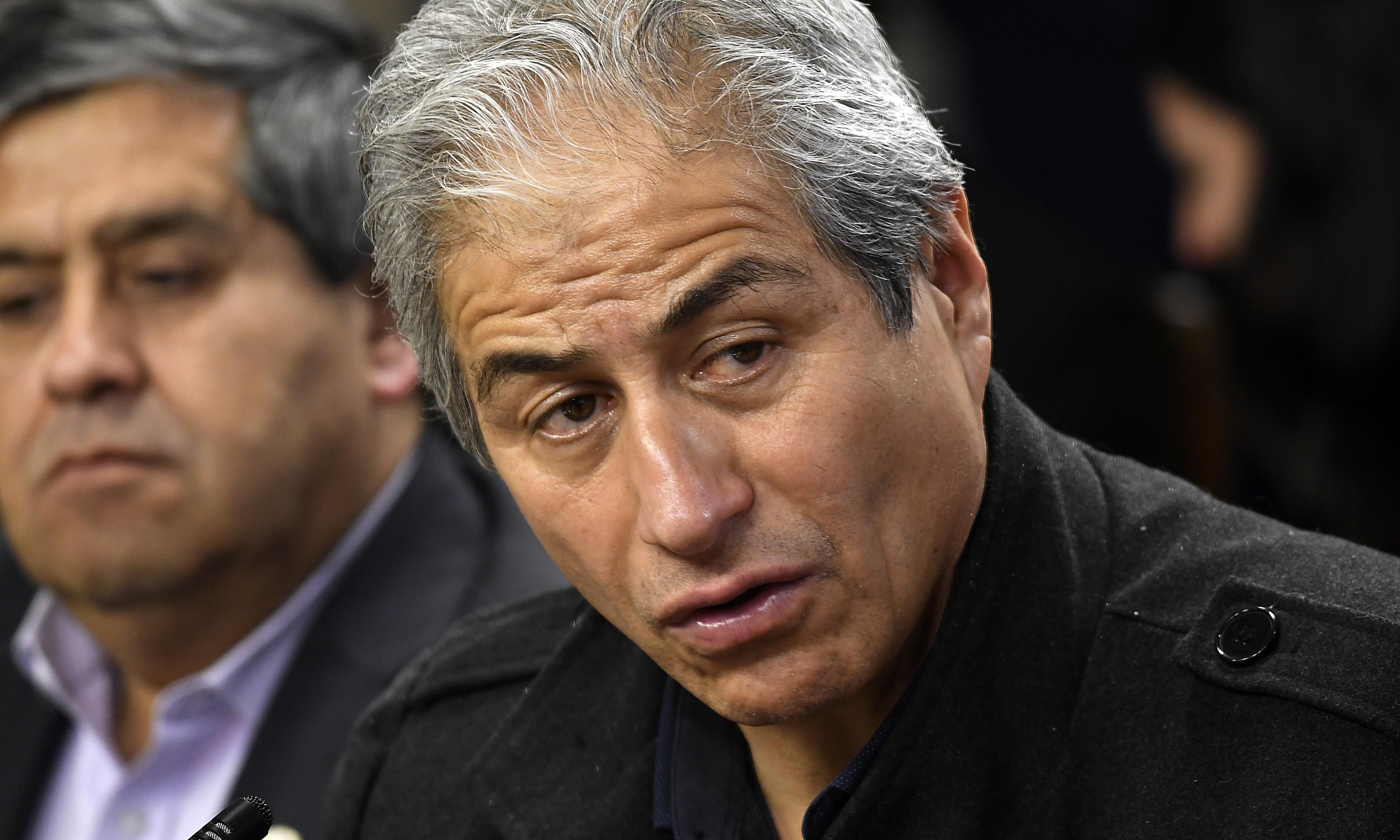 """Aguilar asegura que habrá """"conflictos"""" si el ministro Figueroa continúa las políticas de Cubillos"""