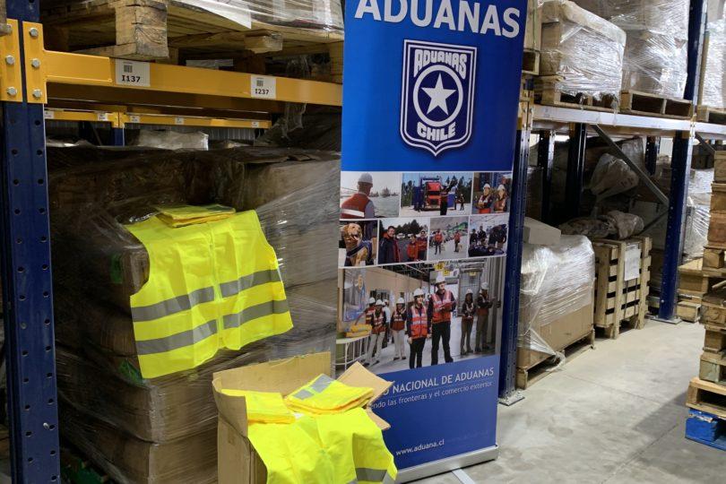 Dirección de Aduanas anuncia plan de contingencia ante paro de funcionarios