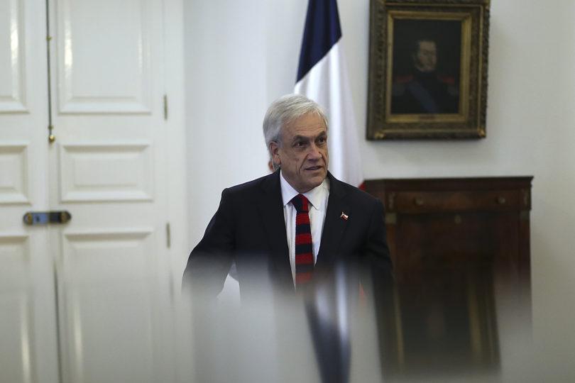 Sebastián Piñera asegura que guerra comercial entre China y EE.UU. afecta a economía chilena