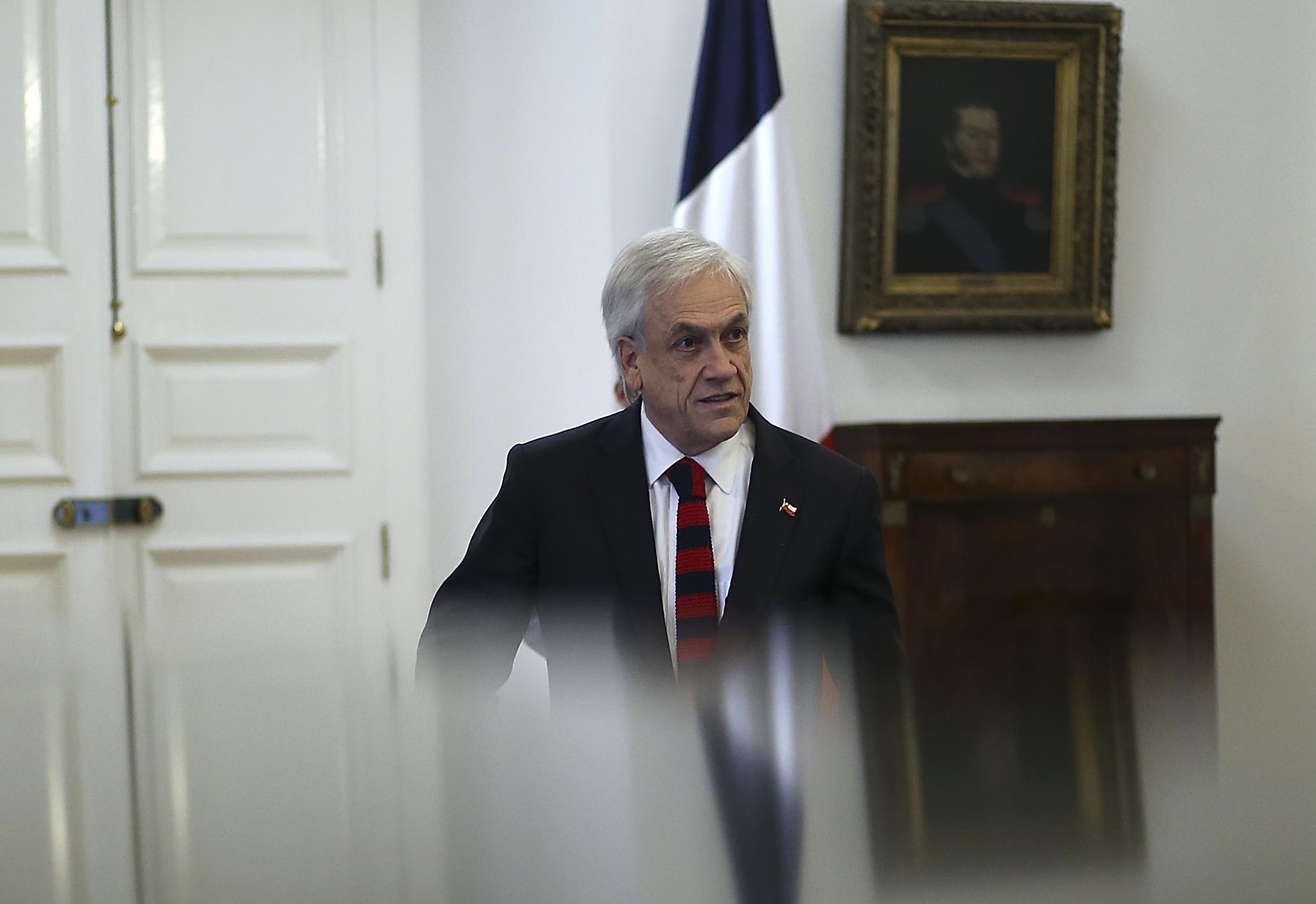 Piñera: guerra comercial afecta a economía chilena