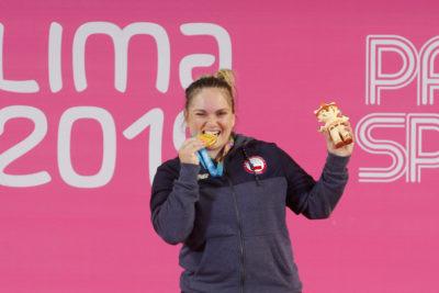 Detrás del oro panamericano: así fue el aporte estatal a los deportistas chilenos