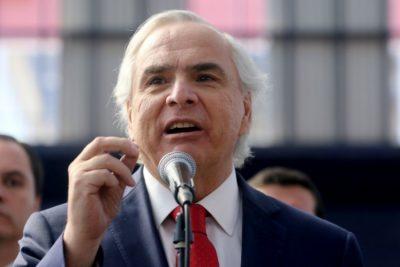 """Comisión de Seguridad del Senado cita a Chadwick por dichos sobre """"apoyo en el exterior"""" para el terrorismo"""
