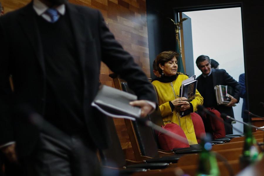 """""""Diputados rechazan eventual nominación de María Luisa Brahm en el TC"""""""