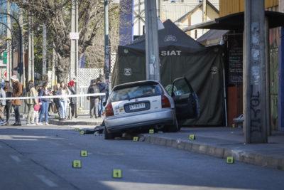 Un muerto y al menos cuatro heridos deja atropello en paradero del Transantiago en San Miguel