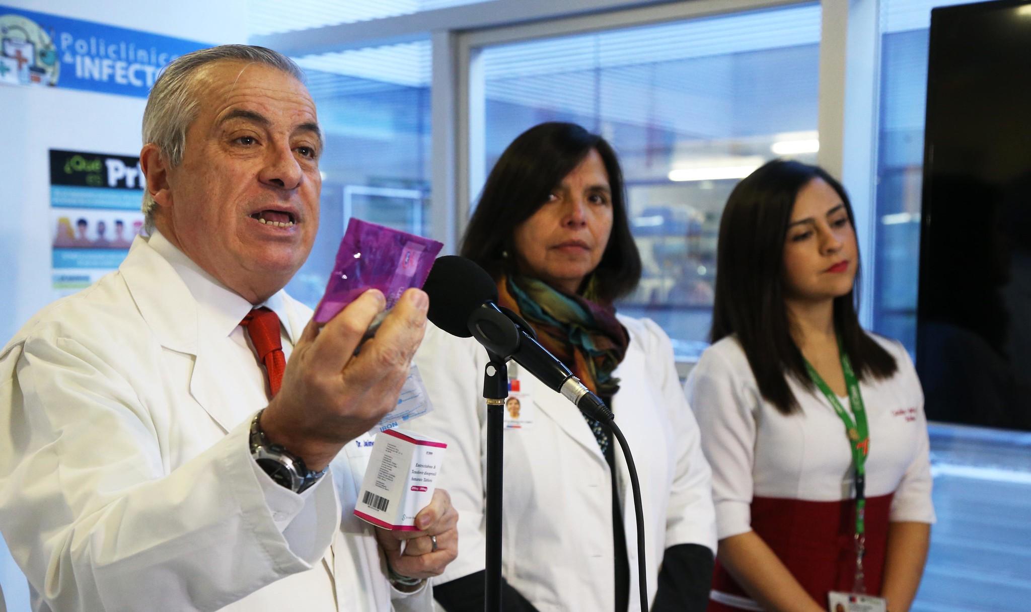 """""""La polémica que causó el anuncio de entrega de tratamiento que evita contagio de VIH"""""""