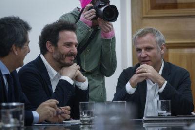 Presidenciales y alcaldía de Las Condes: los debates que se abrieron en el oficialismo tras comité político