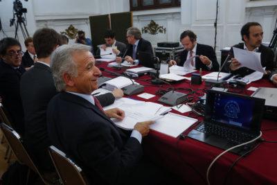 Comisión de Hacienda aprobó reintegración tributaria con voto de DC Pablo Lorenzini