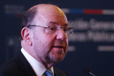 """Ministro Moreno sobre sequía: """"Hoy no está en riesgo el abastecimiento"""""""