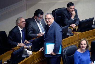 Ley Antiterrorista no se votará en el Senado ante falta de acuerdo con la oposición