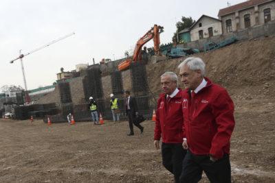 Presidente Piñera anuncia que nuevo hospital de la zona norte se construirá en Colina