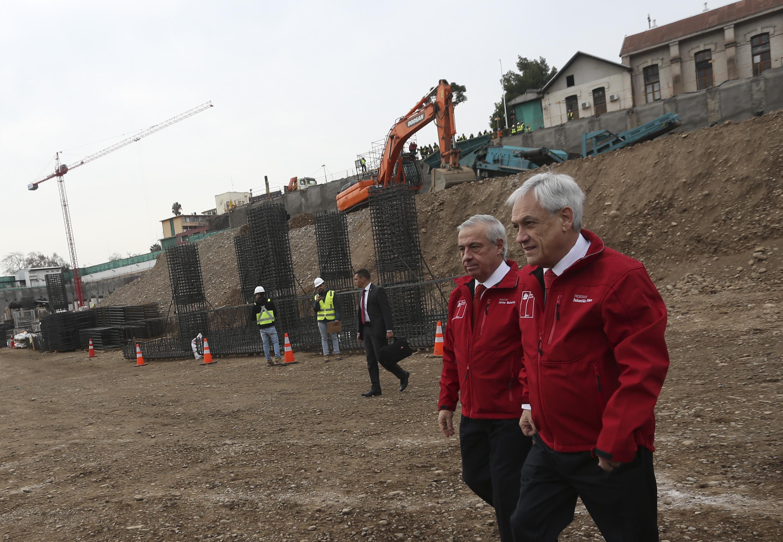 """""""Presidente Piñera anuncia que nuevo hospital de la zona norte se construirá en Colina"""""""