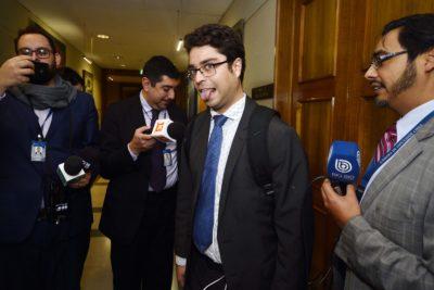 Asesor del diputado Luis Pardo dejó su mochila en la Cámara y provocó operativo del GOPE