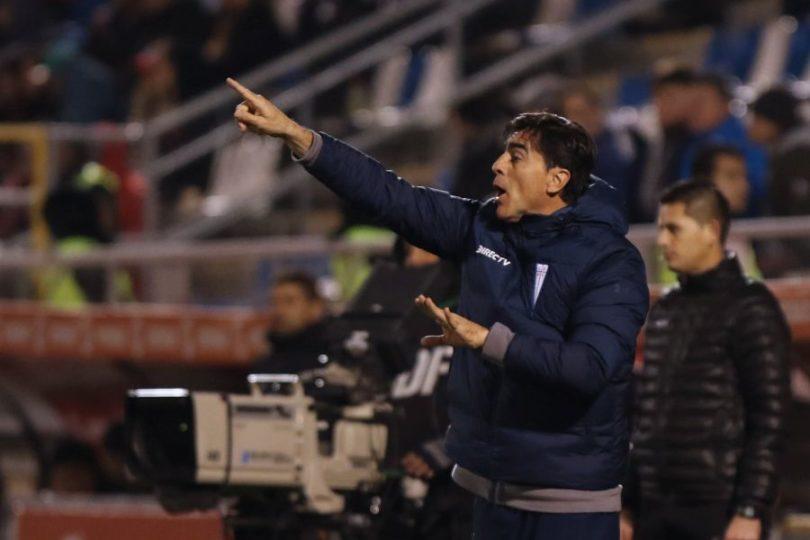 """Gustavo Quinteros: """"Todo lo que hemos ganado es a base de mucho esfuerzo"""""""