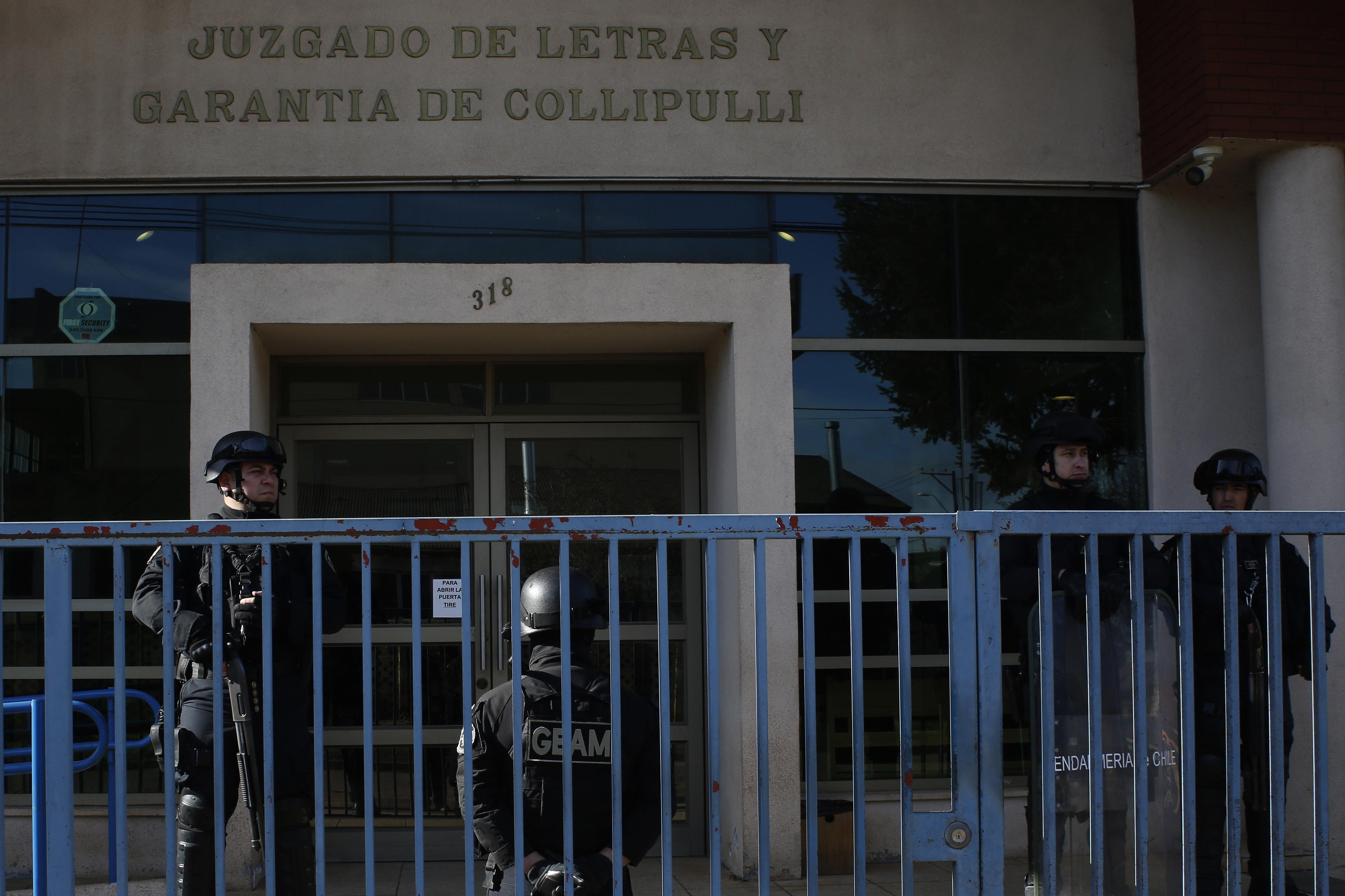 Caso Catrillanca: rechazan como prueba entrevista televisiva de ex Gope imputado
