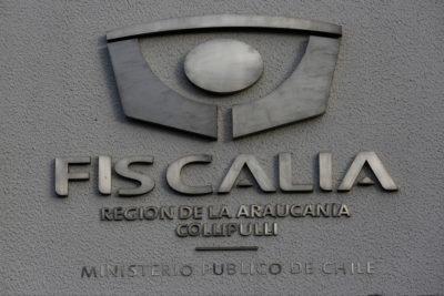 Menor que acompañaba Catrillanca fue detenido por asalto a taxista