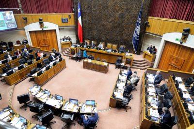 """Senado aprueba en general proyecto de """"Consultorio Seguro"""""""