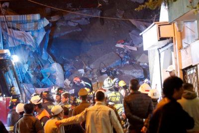 """Sharp por derrumbe en Valparaíso: """"Estamos conmocionados por lo que ha pasado"""""""