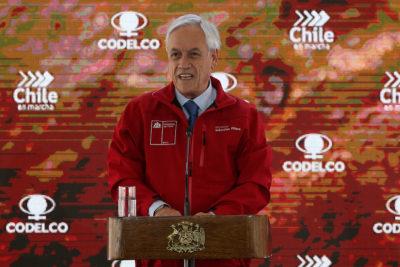 """Sebastián Piñera: se debe verificar """"vulnerabilidad"""" de viviendas en el país"""