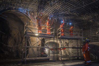 Cuatro trabajadores resultan quemados con polvo metalúrgico en Chuquicamata