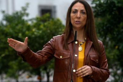 """Vocera por aprobación de Vallejo: """"Aumentar la popularidad violando la Constitución no es un buen camino"""""""