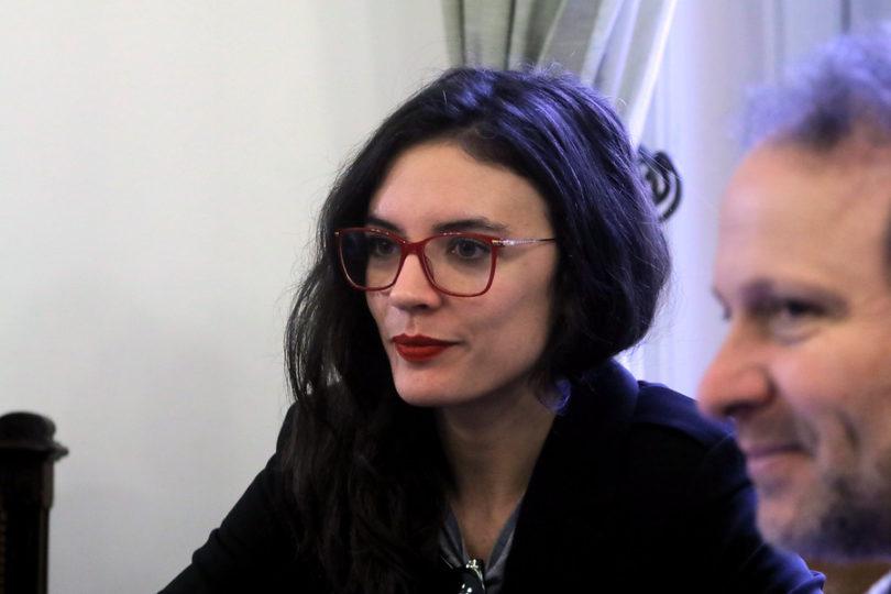 """Camila Vallejo y rechazo a 40 horas: """"Las grandes empresas solo defienden su bolsillo"""""""