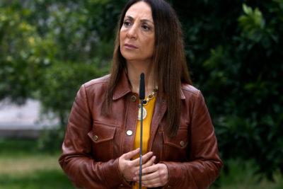 Partido Radical exige la renuncia de la vocera Cecilia Pérez
