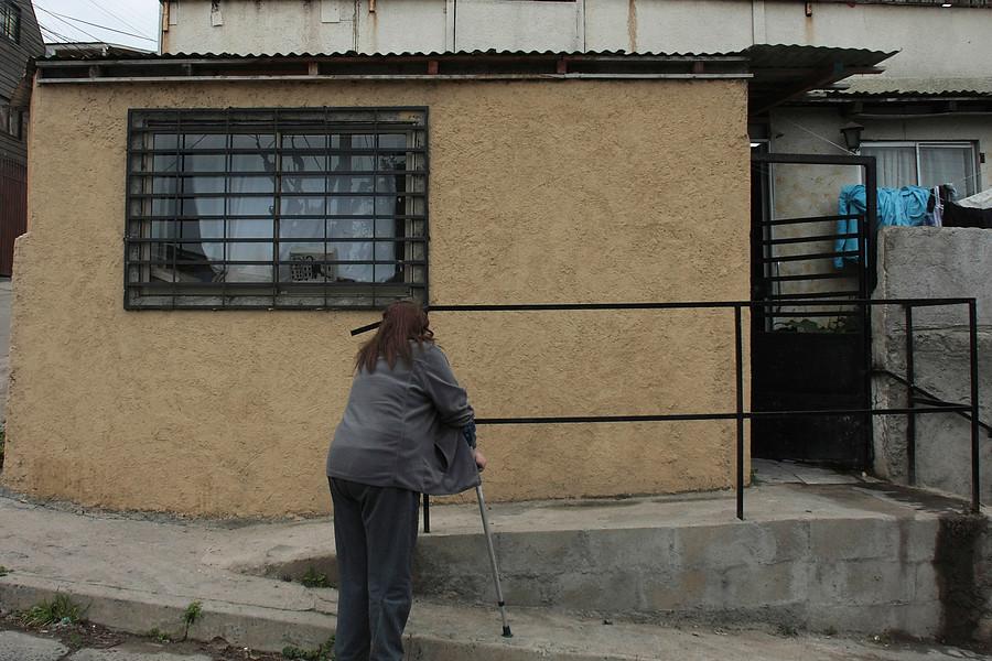 """""""Justicia no detendrá a mujer que instaló una rampa en la puerta de su casa"""""""