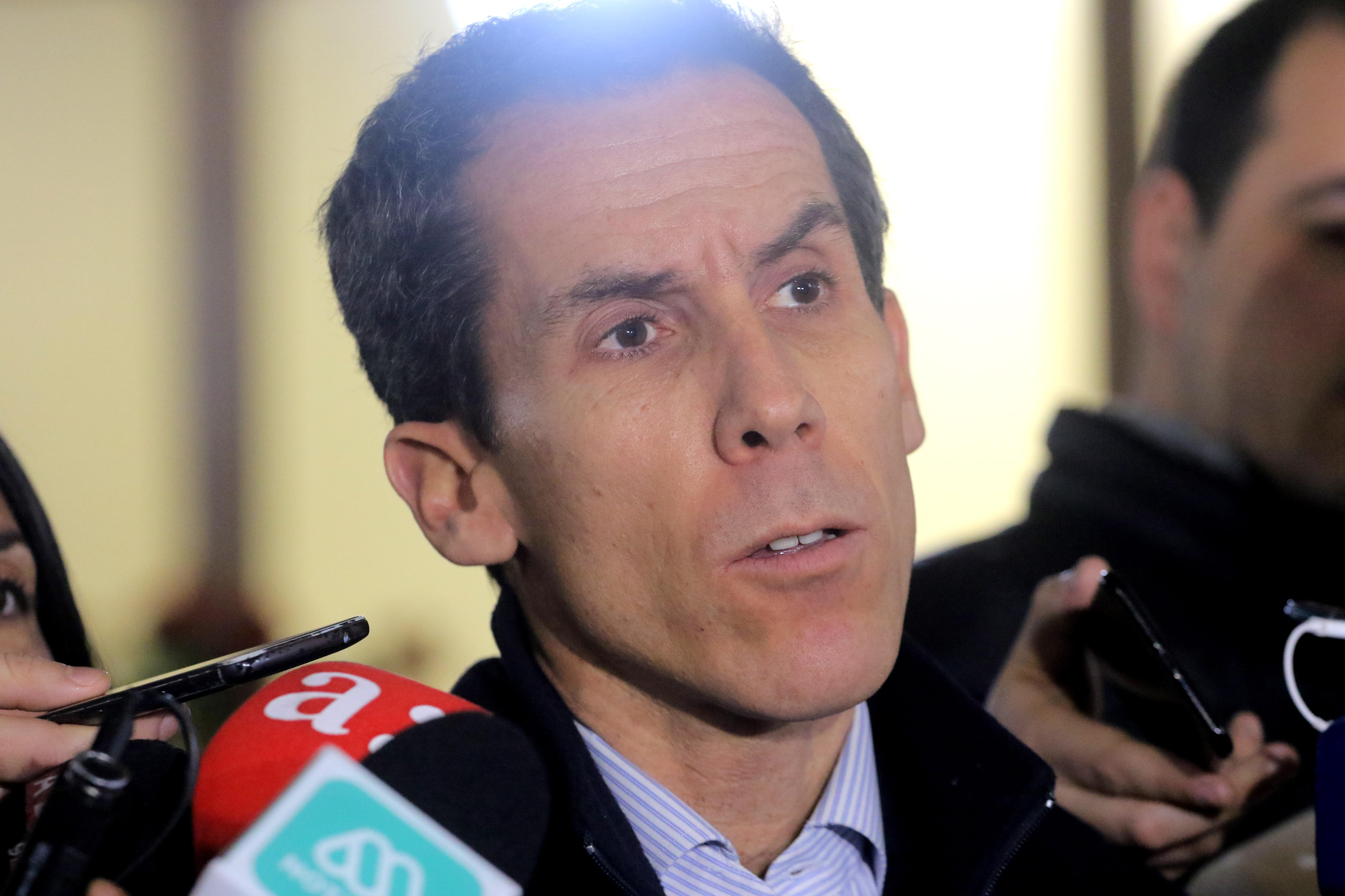 """Felipe Alessandri y crisis en el Instituto Nacional: """"Soy un sostenedor de un colegio, no de una penitenciaría"""""""
