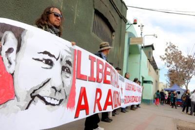 La luz y el frío: familia revela las quejas de Hernández Norambuena en su primer día en Chile