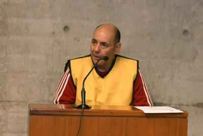 """Las razones del """"Comandante Ramiro"""" para pedir que se le descuenten 16 años de prisión"""