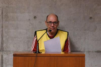"""Juez Carroza emitirá fallo sobre qué condena cumplirá el """"Comandante Ramiro"""""""