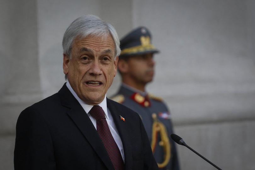 Piñera ofrece ayuda a Jair Bolsonaro para combatir incendios en la Amazonía