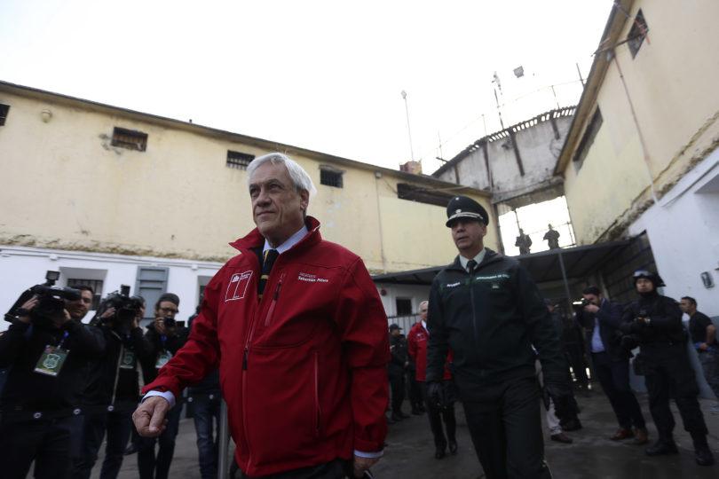 """Presidente Piñera: """"A veces tiendo a creer en los más malos que en los más buenos"""""""