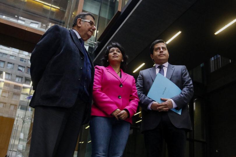 Los detalles de la denuncia contra Cecilia Pérez presentada en Fiscalía