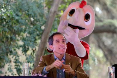 Alcalde Alessandri le dedicó paya a encapuchados
